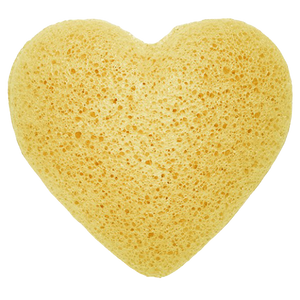 Load image into Gallery viewer, Natural Japan-Style Konjac Beauty Sponge - Peach Heart