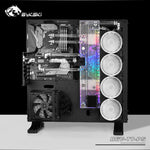 Watercooling Acrylique Boîtier Pc 4Pin 12V
