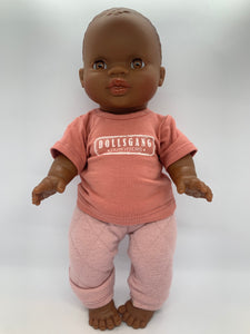 DollsGang T-shirt and Sweatpants Set