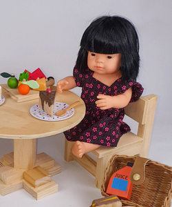 Mini Dolls dining setting