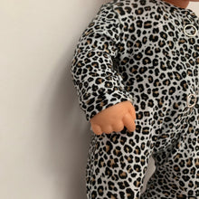 Load image into Gallery viewer, Leopard Bodysuit Onesie