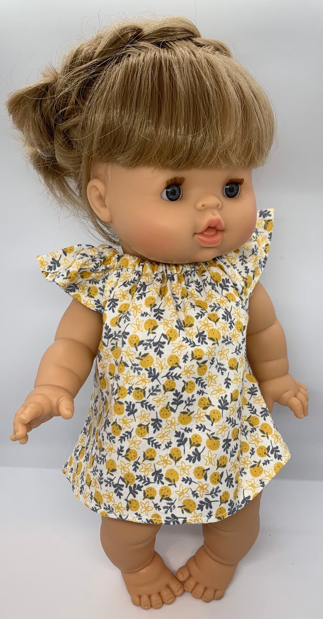 Mataya Little Oranges Dress