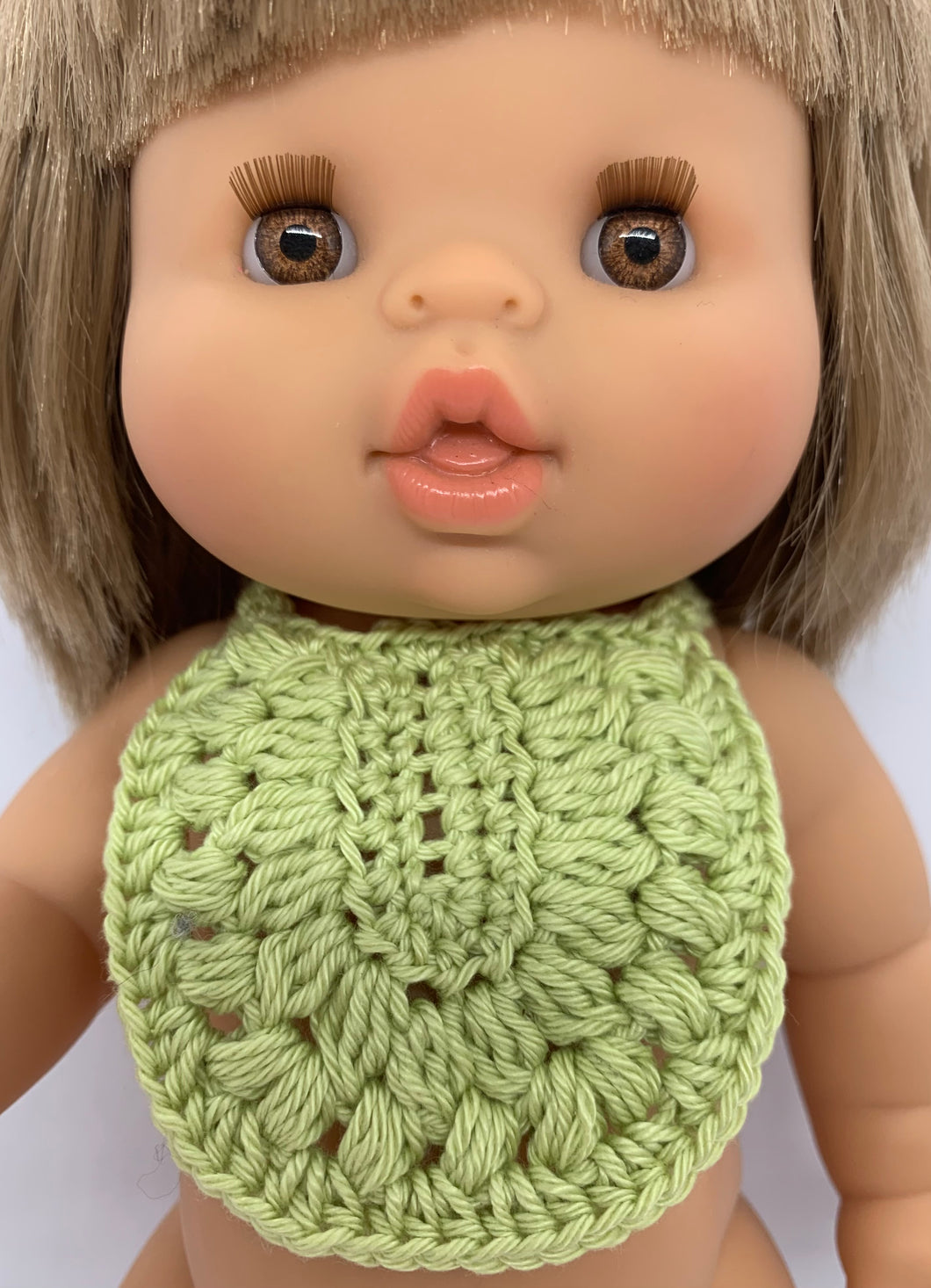 Bella Lime Bib