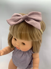 Load image into Gallery viewer, Petitè Penny Dusty Pink Headband