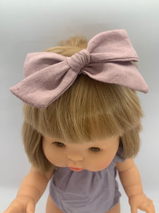 Petitè Penny Dusty Pink Headband