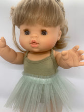 Load image into Gallery viewer, Moscow Olive Tutu Body Set