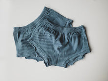Load image into Gallery viewer, Toddler Summer Lounge Short Set in Seagrass Blue