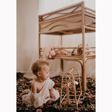 Load image into Gallery viewer, Mini Dolly Swirly Clothes Rack