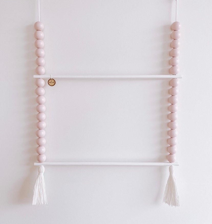 Mini Beaded Dolly Rack