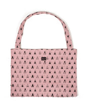 Load image into Gallery viewer, Minikane Powder Pink Tote Bag