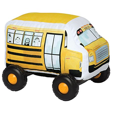Bumpers School Bus Soft Vehicle