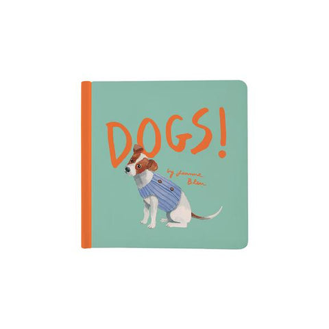 The Book of Dogs Board Book
