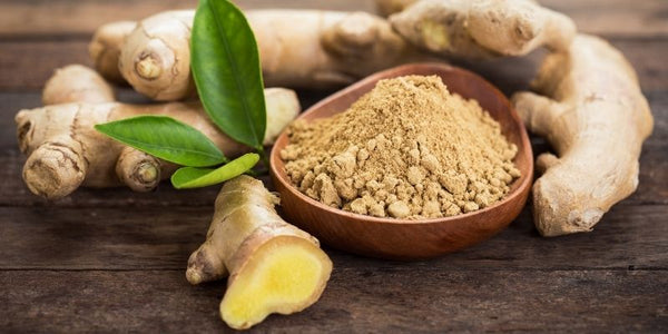 Good Lyfe Project Blog 7 interesting ways to use ginger powder in your daily diet