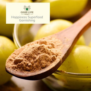 Buy Online Amla Powder Certified organic India made Good Lyfe Project
