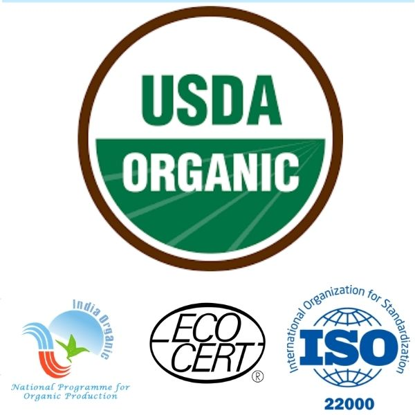 Good Lyfe Project USDA EcoCert India Organic Certification