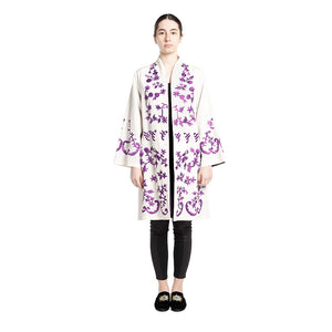 Floral Paradise Jacket - Purple