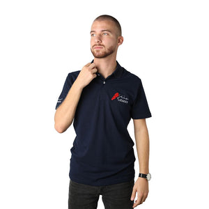 Lebanon Navy Blue Polo