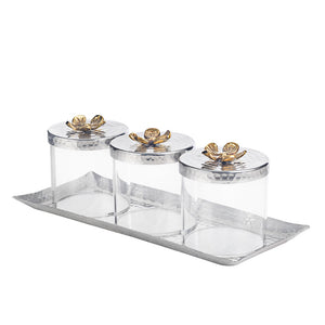 Round Orchid Boxes With Tray