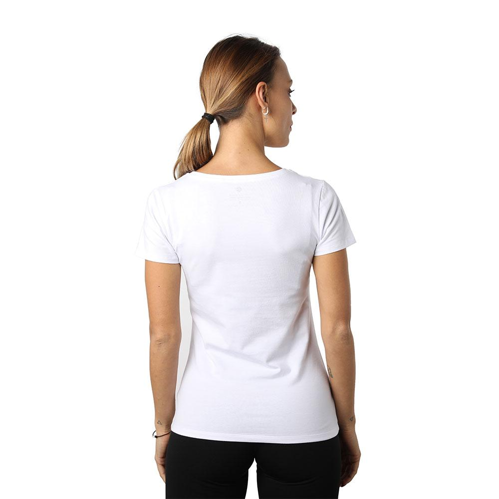 I Love It White V-neck T-shirt