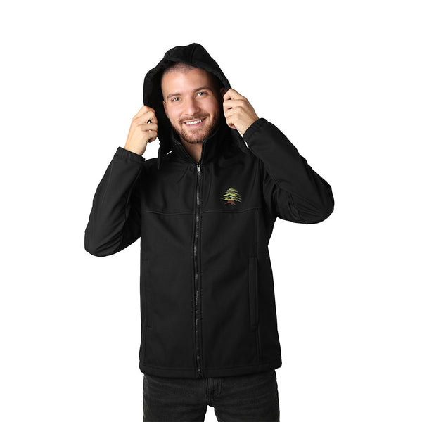 Black Lebanon Men's Jacket