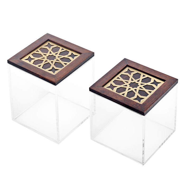 Square Moucharabieh Box - Small