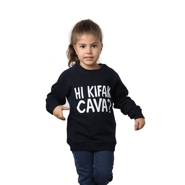 Hi Kifak Cava Kids Sweater