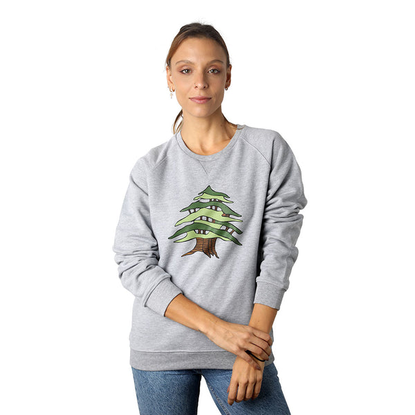 Cedar of Lebanon Sweater