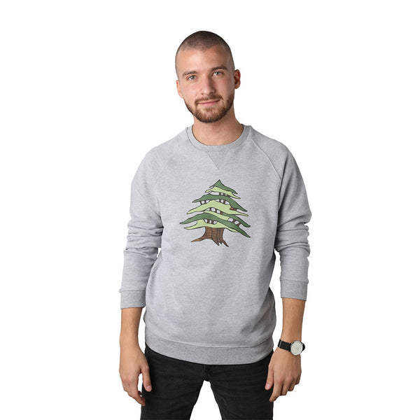 Cedar of Lebanon Men's Sweater