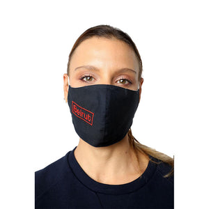 Beirut Navy Blue Reusable Face Mask