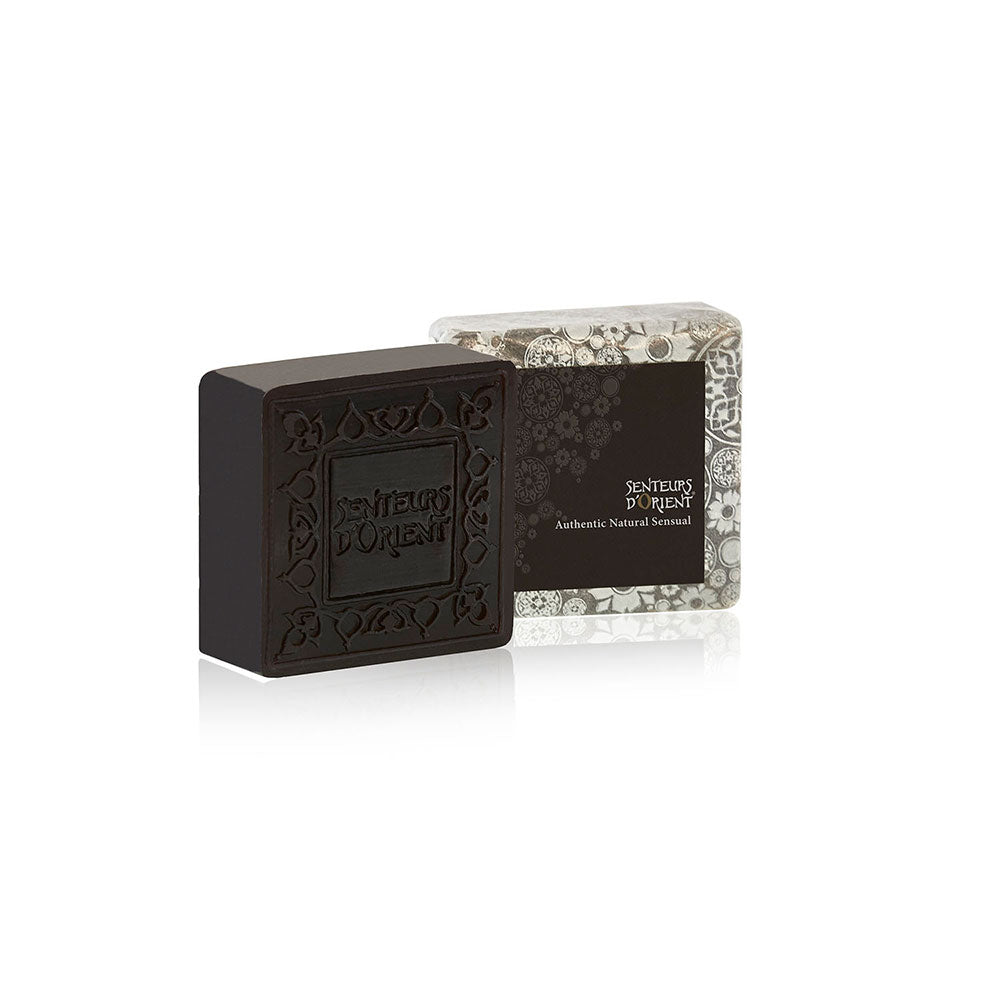 Amber Mini Ma'amoul Soap - Square