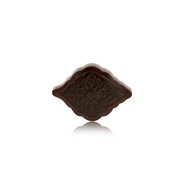 Amber Mini Ma'amoul Soap - Oval