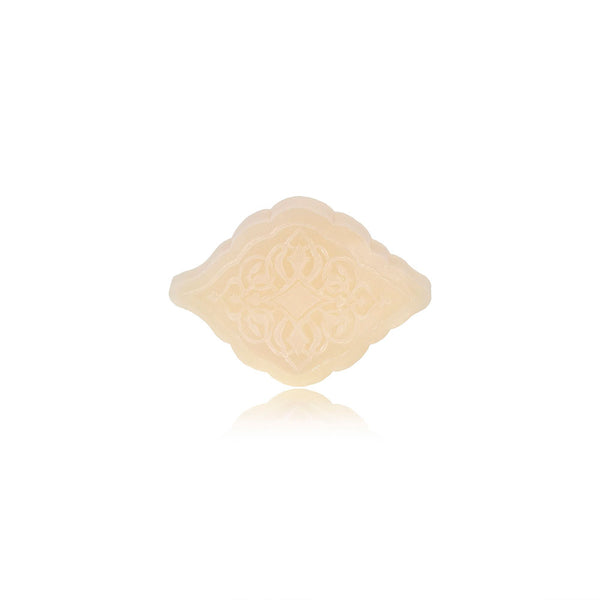 Cedar of Lebanon Mini Ma'amoul Soap - Oval