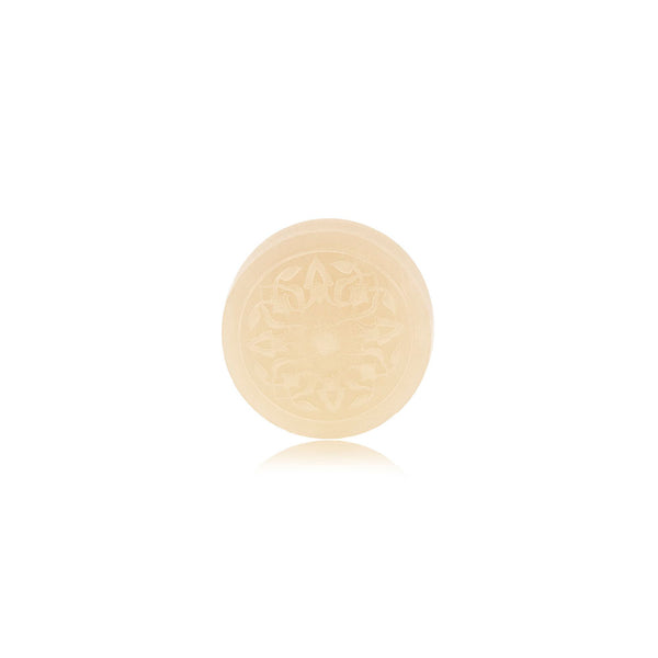 Lavender Mini Ma'amoul Soap - Round