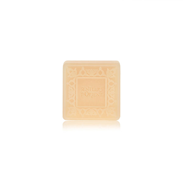 Honey Mini Ma'amoul Soap - Square