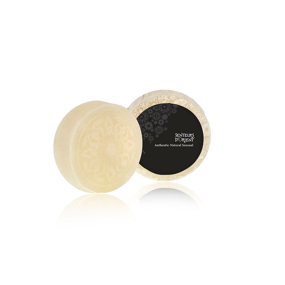 Rose of Damascus Mini Ma'amoul Soap - Round