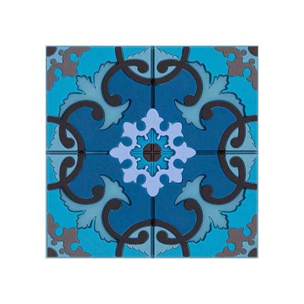 Blue's 2 Coasters - Set of 2