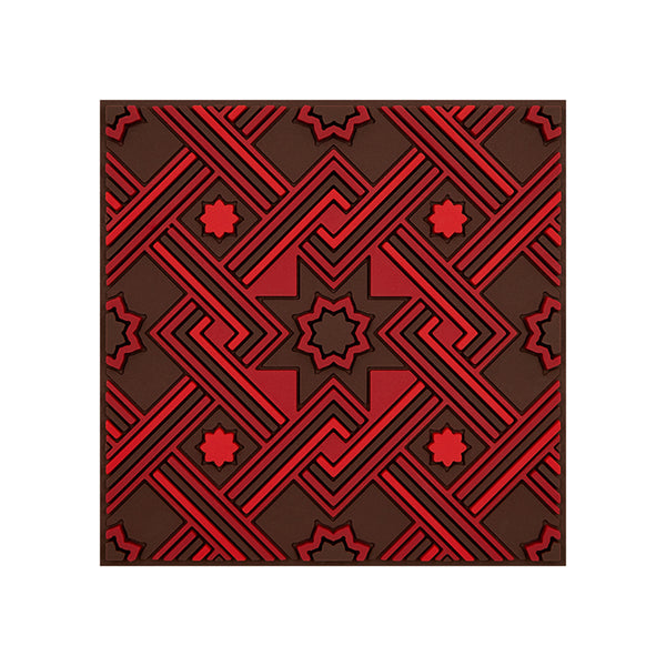 Matea Red Coasters