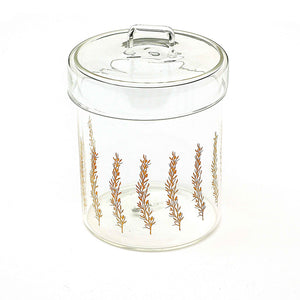 Olive Branch Canister