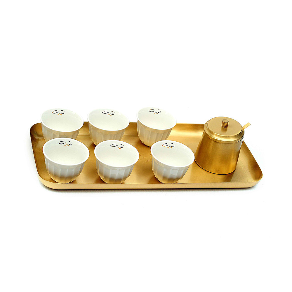 Nawarit Chaffe Cups - Gift Set