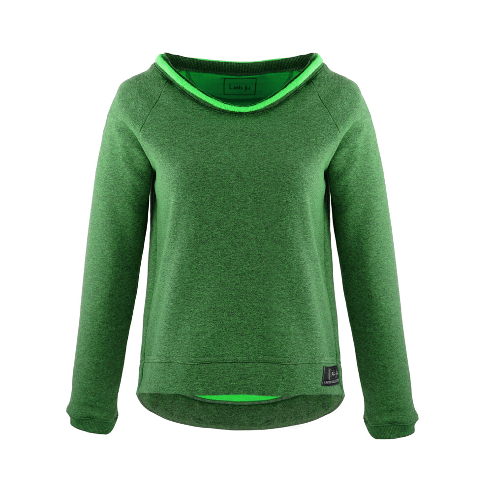 Loungewear SweatShirt Green