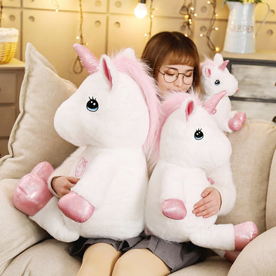 Lovely Unicorn Plush Toy