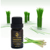 Lemongrass Essential Oil - 100% Pure, Natural and Therapeutic Grade - 10ml