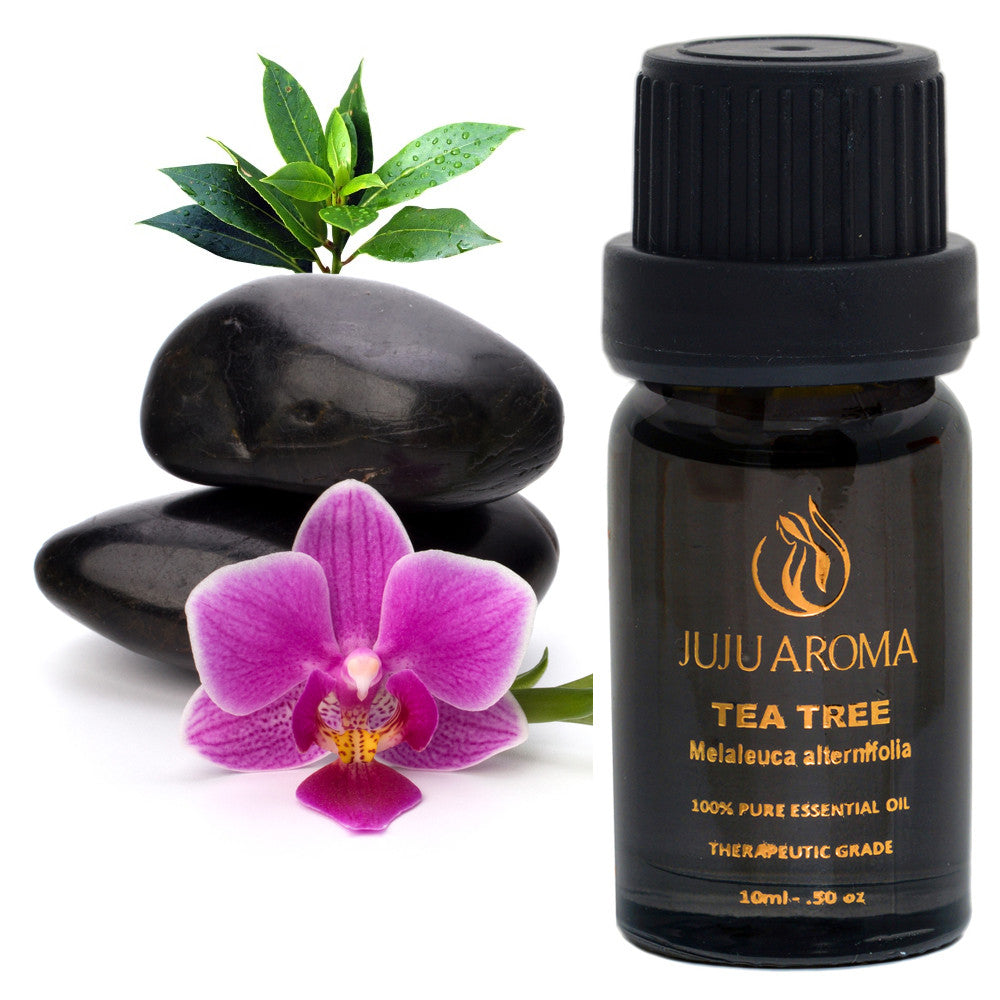Tea Tree Oil Pure Natural Essential Oil Plant Extract For: 100% Pure, Natural And