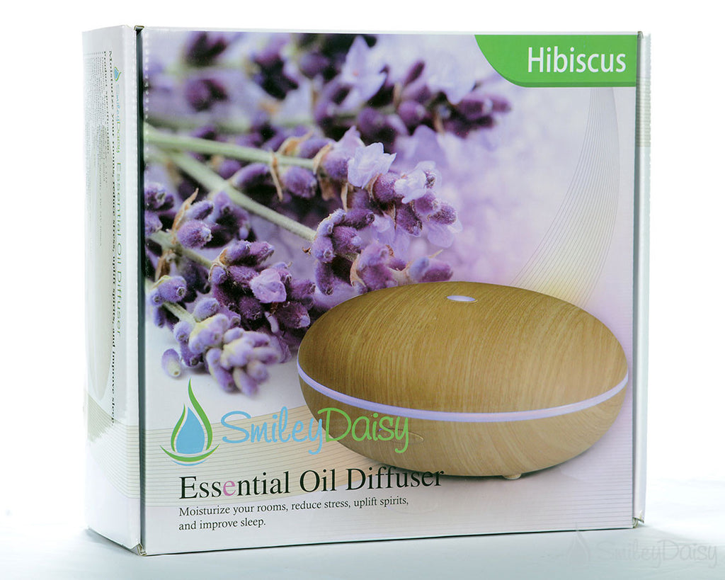 Essential Oil Diffuser - The Hibiscus