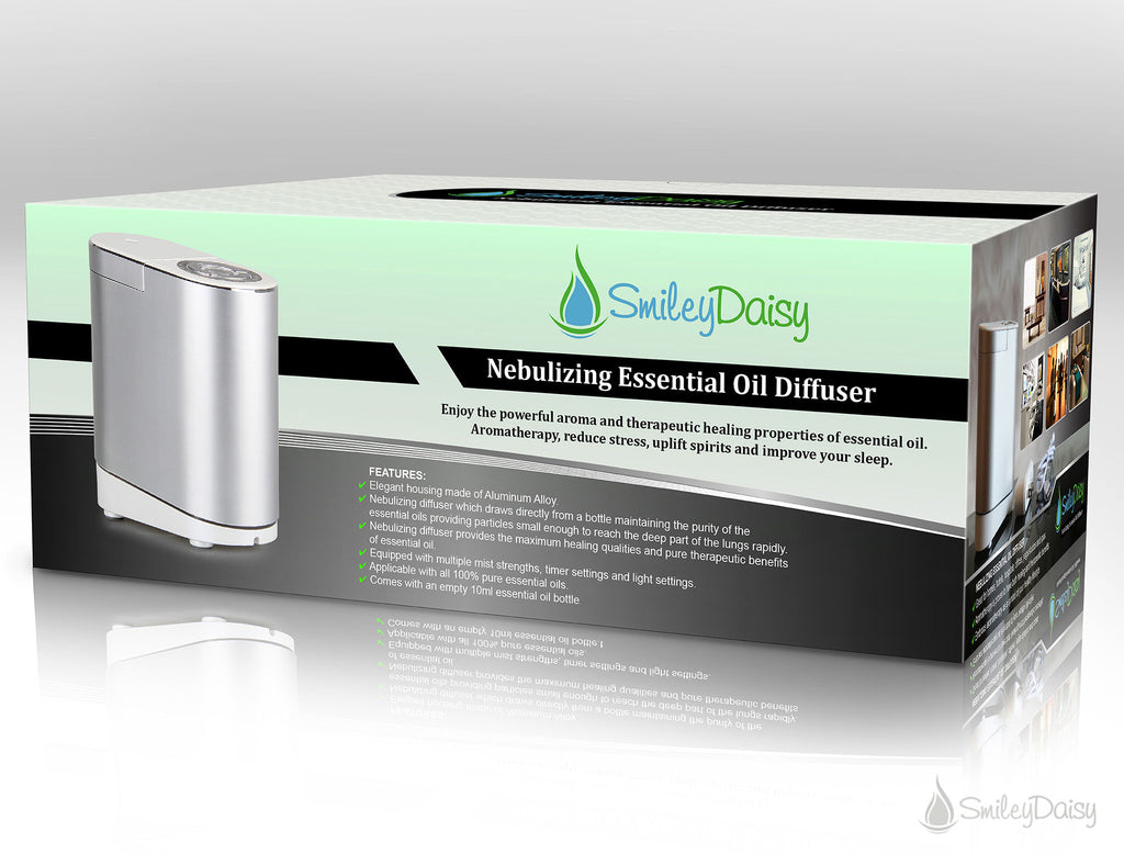how to use nebulizing diffuser