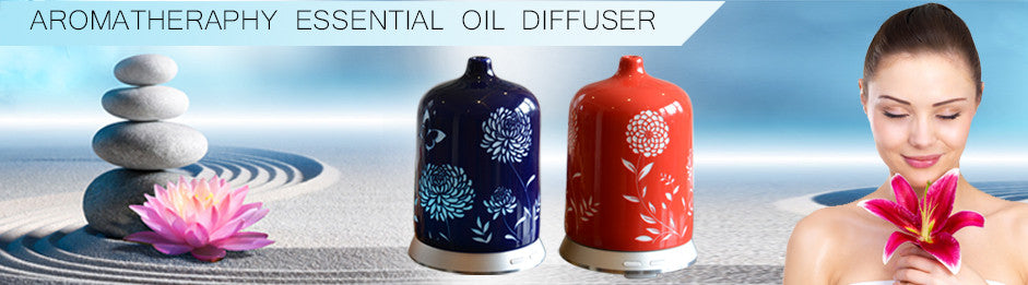 Love in a Mist Essential Oil Diffuser