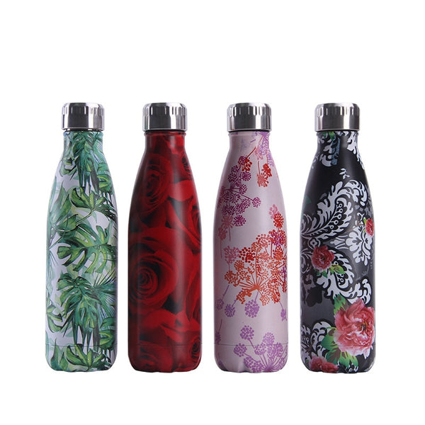 139-142 LOGO Custom Thermocup Double Wall Stainless Steel Vacuum Flasks Insulated Tumbler Thermos Cup Travel Mug Thermo Bottle