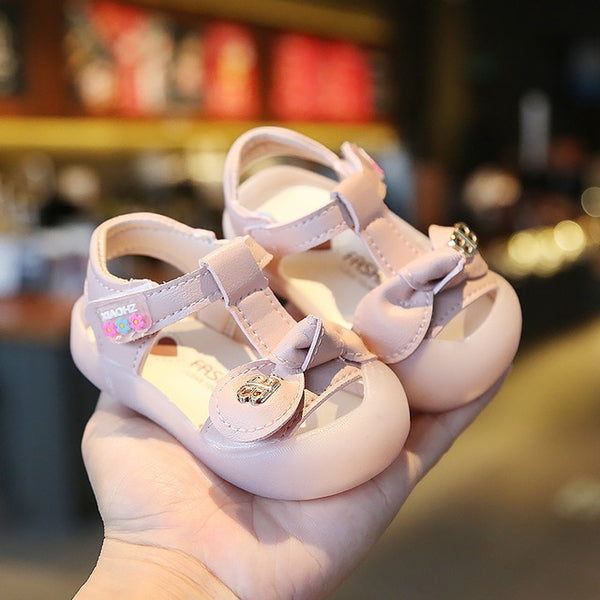 kawaii mary jane princess shoes pink school dress leather shoes autumn infant little girl toddler shoes