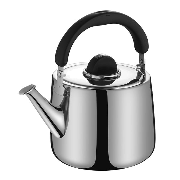 Stainless Steel Thickened Kettle Whistle Sounding Kettle Large Capacity Kettle Gas Induction Cooker Universal Kettle Whistling