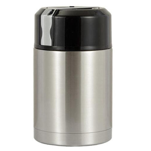 Stainless Steel Insulation Lunch Box for Hot Food with Containers 1000Ml Vacuum Flasks Thermo Mug Thermocup Silver